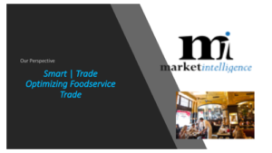 foodservice trade spend