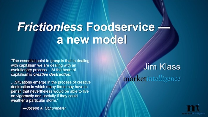 frictionless foodservice